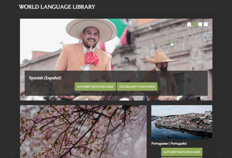 World Language Library
